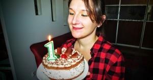 Pierwsze urodziny… bloga!