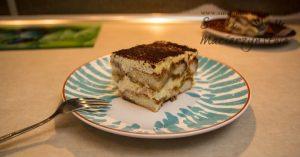 Tiramisu – ciasto na śniadanie?