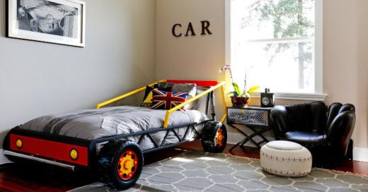 Pokój dla chłopca - pomysły na urządzenie pokoju dla chłopca
