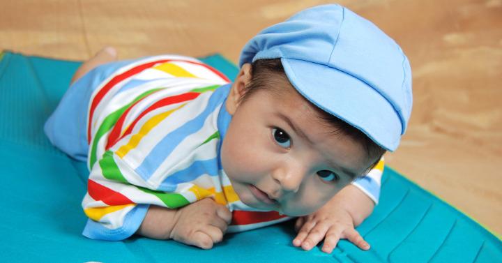 Dziecko Powinno Raczkować Smakimacierzynstwapl